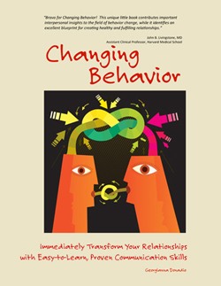 Changing Behavior book cover